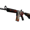 StatTrak™ M4A4 | Hellfire <br>(Field-Tested)