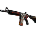 StatTrak™ M4A4 | Hellfire <br>(Field-Tested)