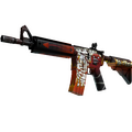 M4A4 | Hellfire <br>(Factory New)