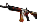 M4A4 Hellfire