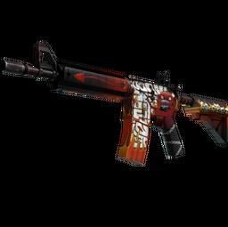M4A4 | Hellfire (Factory New)