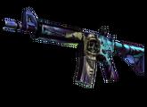 M4A4 | Безлюдный космос, Закаленное в боях, 475.35$