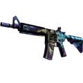M4A4 | Desolate Space <br>(Battle-Scarred)