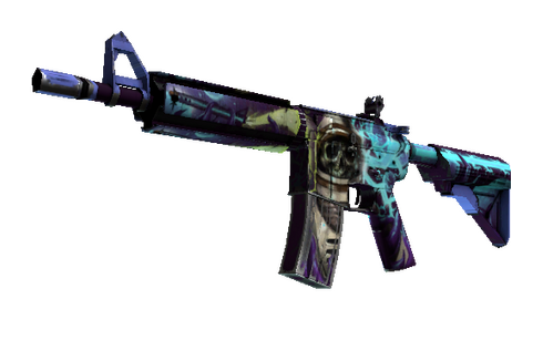 Buy StatTrak™ M4A4 | Desolate Space (Battle-Scarred)