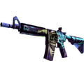StatTrak™ M4A4 | Desolate Space <br>(Field-Tested)