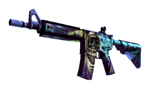 Buy M4A4 | Desolate Space (Well-Worn)