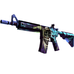 M4A4 | Desolate Space (Well-Worn)