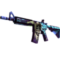 StatTrak M4A4 | Desolate Space