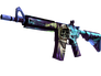 Skin M4A4 Desolate Space
