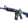 StatTrak™ M4A4 | Desolate Space <br>(Minimal Wear)