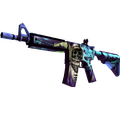 M4A4 | Desolate Space <br>(Minimal Wear)
