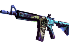 Skin M4A4 | Desolate Space