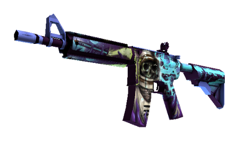 StatTrak™ M4A4 | Desolate Space (Factory New) Prices