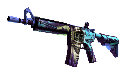 M4A4 | Desolate Space (Minimal Wear) Prices