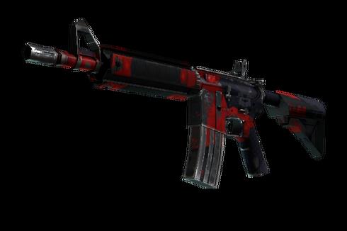 StatTrak™ M4A4 | Evil Daimyo (Battle-Scarred) Prices