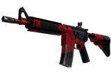 Weapon CSGO - M4A4 Evil Daimyo