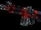StatTrak™ M4A4   Evil Daimyo (Field-Tested)
