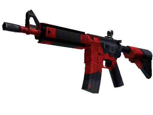 M4A4 | Evil Daimyo (Battle-Scarred)