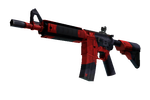 M4A4 | Evil Daimyo (Factory New)