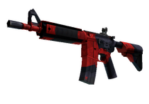 StatTrak™ M4A4 | Evil Daimyo