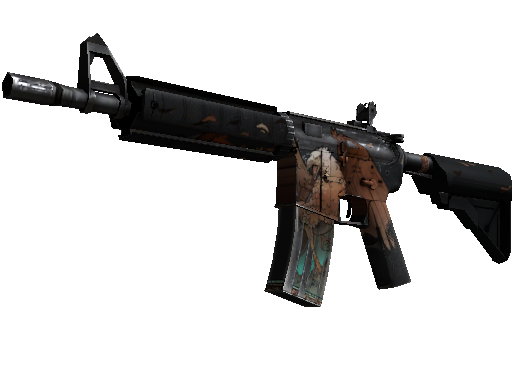 M4A4 | Griffin Battle-Scarred