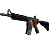 M4A4 | Griffin <br>(Well-Worn)