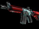 Weapon CSGO - M4A4 Bullet Rain
