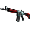 M4A4 | Bullet Rain <br>(Field-Tested)