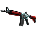 StatTrak™ M4A4 | Bullet Rain <br>(Field-Tested)