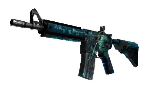 M4A4 | Poseidon (Field-Tested) Prices