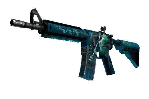 M4A4 | Poseidon (Factory New) Prices