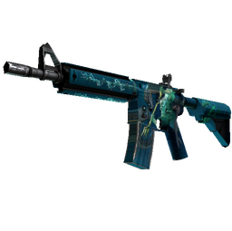 M4A4 | Poseidon (Factory New)