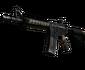 M4A4 | Desert-Strike (Battle-Scarred)