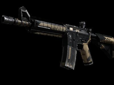 M4A4 | Пустынная атака (Поношенное)