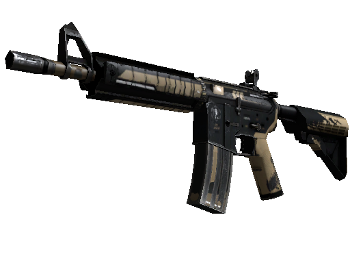 M4A4 | Desert-Strike Well-Worn