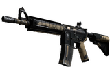 Weapon CSGO - M4A4 Desert-Strike
