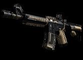 M4A4 | Пустынная атака, Немного поношенное, 225.31$