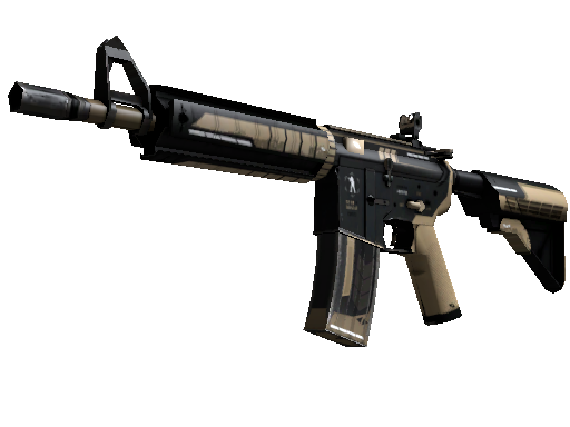 M4A4 | Desert-Strike Factory New