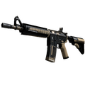 StatTrak™ M4A4 | Desert-Strike <br>(Factory New)