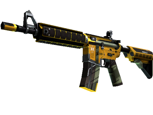 M4A4 | Buzz Kill Minimal Wear