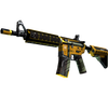 M4A4 | Buzz Kill <br>(Minimal Wear)