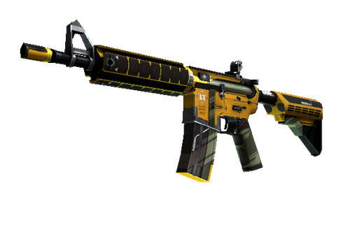 M4A4 | Buzz Kill (Minimal Wear) Prices