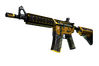 StatTrak™ M4A4 | Buzz Kill (Well-Worn)