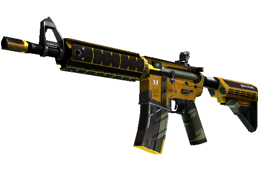 M4A4 | Buzz KillField-Tested
