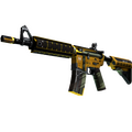 M4A4 | Buzz Kill <br>(Well-Worn)