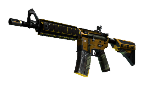 Buy M4A4 | Buzz Kill (Battle-Scarred)