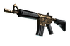 StatTrak™ M4A4 | Royal Paladin (Well-Worn)
