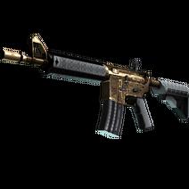 StatTrak™ M4A4 | Royal Paladin (Minimal Wear)