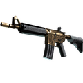 StatTrak™ M4A4 | Royal Paladin <br>(Factory New)