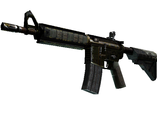 M4A4 | The Battlestar Battle-Scarred